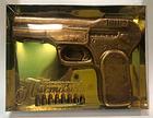Пистолет в подарочной упаковке