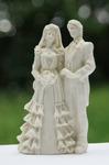 Свадебная фигурка средн №4