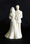 Свадебная фигурка №1