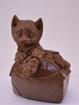 Котенок в сумочке